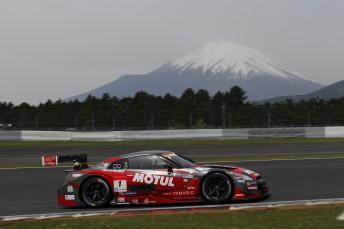 Nissan Dominates Fuji 500 Super GT Rd2