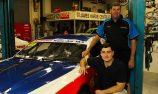 Former Supercars team owner backs rising star