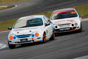 Furness Wins on Saloon Car Debut