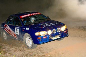 Sullens and Dermody take honours in dramatic AMSAG Bulahdelah Rally