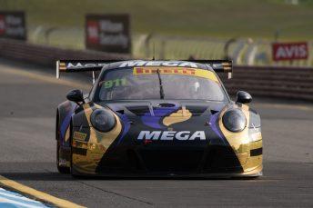 Talbot's MEGA Racer to start Aus GT decider 3rd