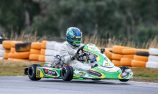 Vortex Engined-driver leading first ever Australian Ladies Trophy
