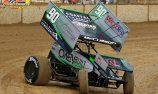 WestVic Garages & Sheds back speedway