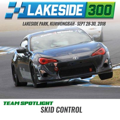 Lakeside 300 team spotlight - Skid Control