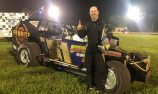 Locals on top at Grafton Speedway
