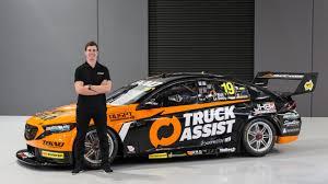 Jack Le Brocq and Tekno Autosports Team Principal Adrian Burgess Talk Rampage