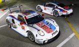 Porsche flies Brumos Racing colours at Daytona and Sebring