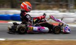 Unkwown Morita ready for Australian Kart Championship debut