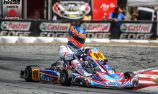 Johnstone claims top 10 result in opening Australian Kart Championship round