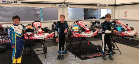 Flat Out Karts and Sam Dicker Motorsport tackle Australian Kart Championship