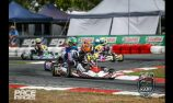 Top Gun Driver Training take on Australian Kart Championship