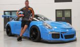 Crick primed for Porsche Challenge