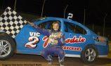 Lansdown wins Victorian Junior Standard Saloon Title, Hill wins Miles Cup