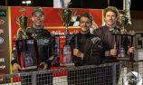 Aus Championship podium locked in