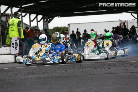 Melbourne Kart Centre Dominate Victorian Country Series at Portland