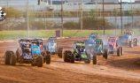 Speedcars fire up for Double Banger