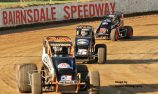 Gary Bowden Cup decider at Bairnsdale Speedway Easter Saturday