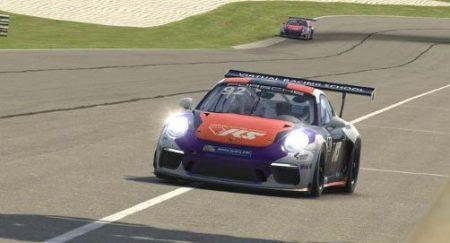 Australian wins inaugural round of Porsche Esports Supercup at Barber