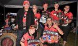 Heaton's journey to Aus Title success