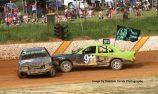 Dirt track Dog Leg racing returns to Alexandra Speedway