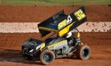 ECL Sprintcar action and Midget finale for crazy night