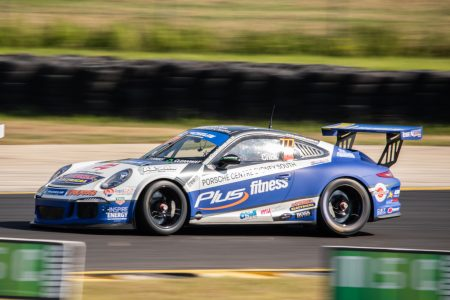 GWR GT3 Racers Carry Momentum to PI