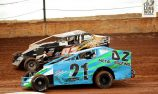 Edwards claims Sportsman spoils