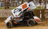 Thompson relishing Sprintcar ride