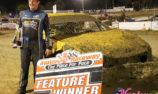 Crash and Bash Association entertains Avalon Raceway - Warren wins